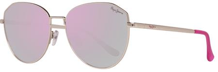 Pepe Jeans okulary przeciwsłoneczne damskie złote