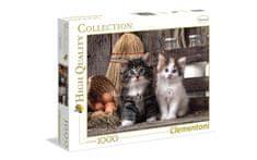 Clementoni slagalica Lovely Kittens, 1000 komada 39340