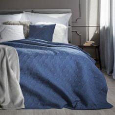 My Best Home Narzuta na pościel GISELA niebieska 220 x 240 cm