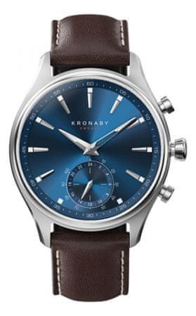 Kronaby pánské hodinky Connected watch SEKEL A1000-3120