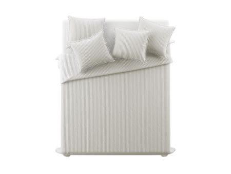 My Best Home Přehoz na postel PERLA béžová 220 x 240 cm