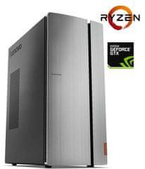 Lenovo namizni računalnik Ideacentre 720 Ryzen 7 1700/8GB/SSD256GB/GTX1060/FreeDOS (IC720-3)