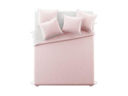 My Best Home PERLA ágytakaró rózsaszín 220 x 240 cm