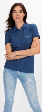 Paul Parker ženski polo majica s kratkimi rokavi, S, modra