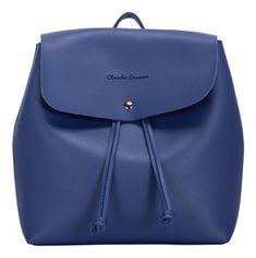 Claudia Canova dámský modrý batoh