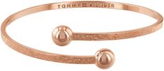 Tommy Hilfiger Pevný bronzový náramok TH2780063