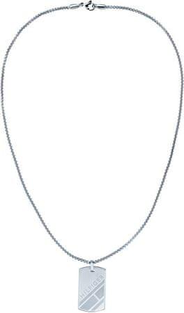 Tommy Hilfiger Pánský ocelový náhrdelník TH2790017