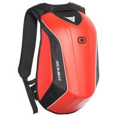 Dainese batoh na záda D-MACH (Ogio) fluo červená
