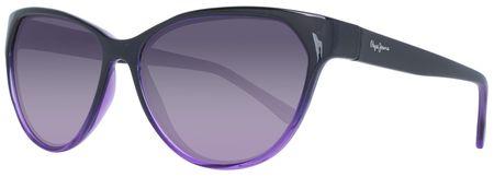 Pepe Jeans okulary przeciwsłoneczne damskie fioletowe