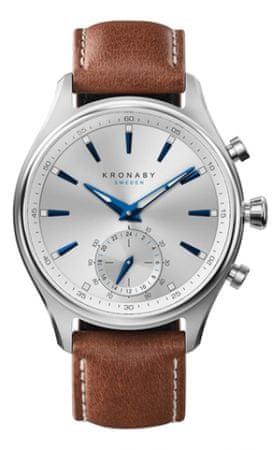 Kronaby pánské hodinky Connected watch SEKEL A1000-3122
