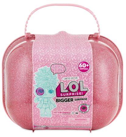 L.O.L. Surprise! figurka L.O.L. Surprise Bigger Surprise