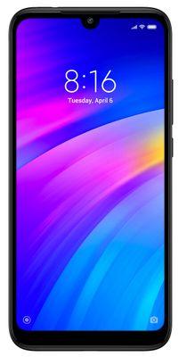 Xiaomi Redmi 7 3 GB / 32 GB velká výdrž baterie 12 mpx fotoaparát duální rozostřené pozadí velký displej