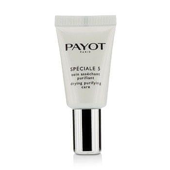 Payot Antiseptický lokální krém pro aknozní pleť (Drying Purifying Gel) 15 ml