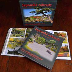 Číhal Pavel, Číhalová Romana: Japonské zahrady - komplet 2 knihy