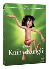 Kniha džunglí (Edice Disney klasické pohádky) - DVD
