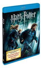 Harry Potter a Relikvie smrti - část 1. (2BD) - Blu-ray