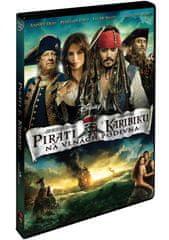 Piráti z Karibiku: Na vlnách podivna - DVD