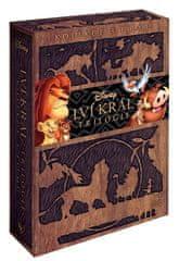 Lví král - Kompletní kolekce (3DVD) - DVD