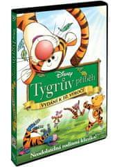 Tygrův příběh - vydání k 10. výročí - DVD