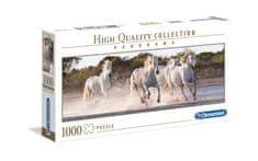 Clementoni slagalica Running Horses, 1000 komada, 39441