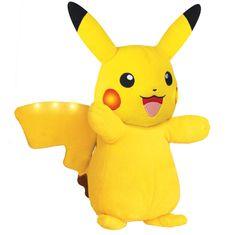 Pokémon interaktivni plišani Pikachu