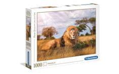 Clementoni slagalica kralj životinja, 1000 komada, 39479