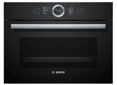 Bosch kombinirana kompaktna parna pećnica CSG656RB7