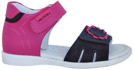 Protetika dívčí sandály Tiana 31 růžová - zánovní