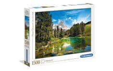 Clementoni slagalica Modro jezero, 1500 komada, 31680