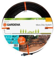 Gardena 1389-20 mds-podziemny wąż spustowy, 50 m + jednostka podstawowa 1000