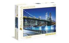 Clementoni sestavljanka New York, 1500 kosov, 31804