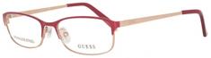 Guess okvirji za očala za ženske, rdeča