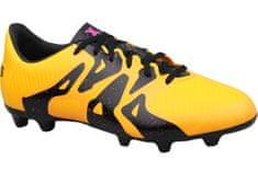 Adidas adidas X 15.3 FG/AG J S74637 38 2/3 Żółte