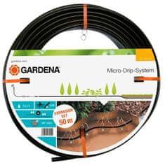 Gardena 1395-20 mds-föld alatti csepegtetőcső 13,7 mm, 50 m - kiegészítő készlet