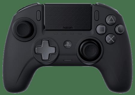 Nacon brezžični igralni plošček PS4 Revolution Unlimited Pro, črn