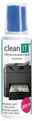 Clean IT Čisticí roztok na plasty EXTREME s utěrkou, 250 ml CL-190