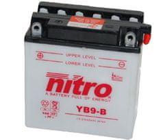 Nitro baterie YB9-B-N