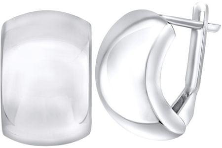 Silvego Puha ezüst fülbevaló QRK53 ezüst 925/1000