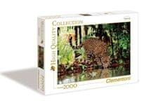 Clementoni slagalica Leopard, 2000 komada, 32537