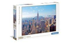Clementoni slagalica grad New York, 2000 komada, 32544