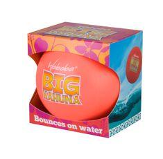 Waboba žogica za igro na vodi Big Kahuna, 9 cm premer