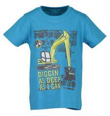 52fbbe666535 Blue Seven chlapčenské tričko s potlačou