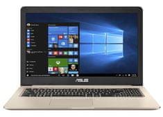 Asus prenosnik VivoBook Pro 15 N580GD-FI016R i7-8750H/16GB/SSD512GB/GTX1050/15,6UHD/W10P (90NB0HX1-M04760)