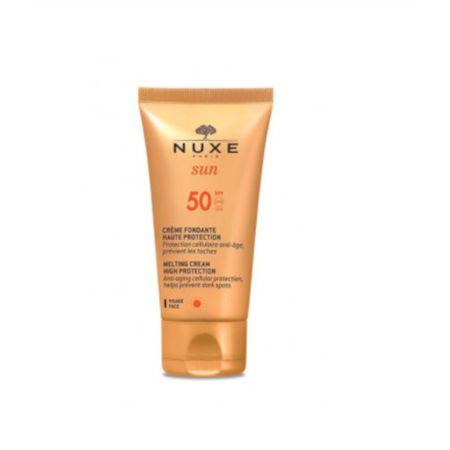 Nuxe Filtr przeciwsłoneczny SPF 50 Sun (Melting High Protection) Cream (Melting High Protection) 50 ml