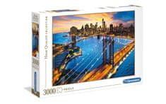 Clementoni sestavljanka New York, 3000 kosov, 33546