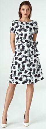 Colett dámské šaty 38 bílá