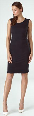 Colett női ruha 36 fekete