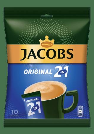 Jacobs 2v1, 10x14 g (vrečke)