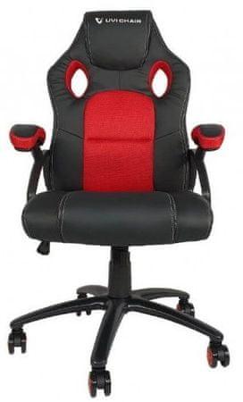 UVI Chair gamerski stolac Hero, crveni