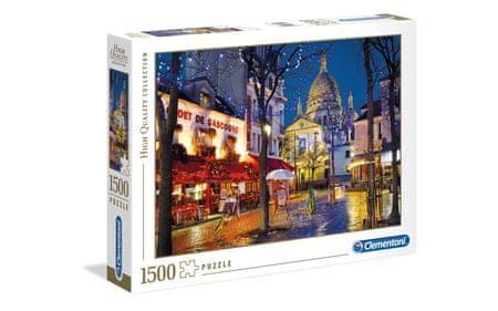 Clementoni sestavljanka Paris, 1500 kosov, 31999